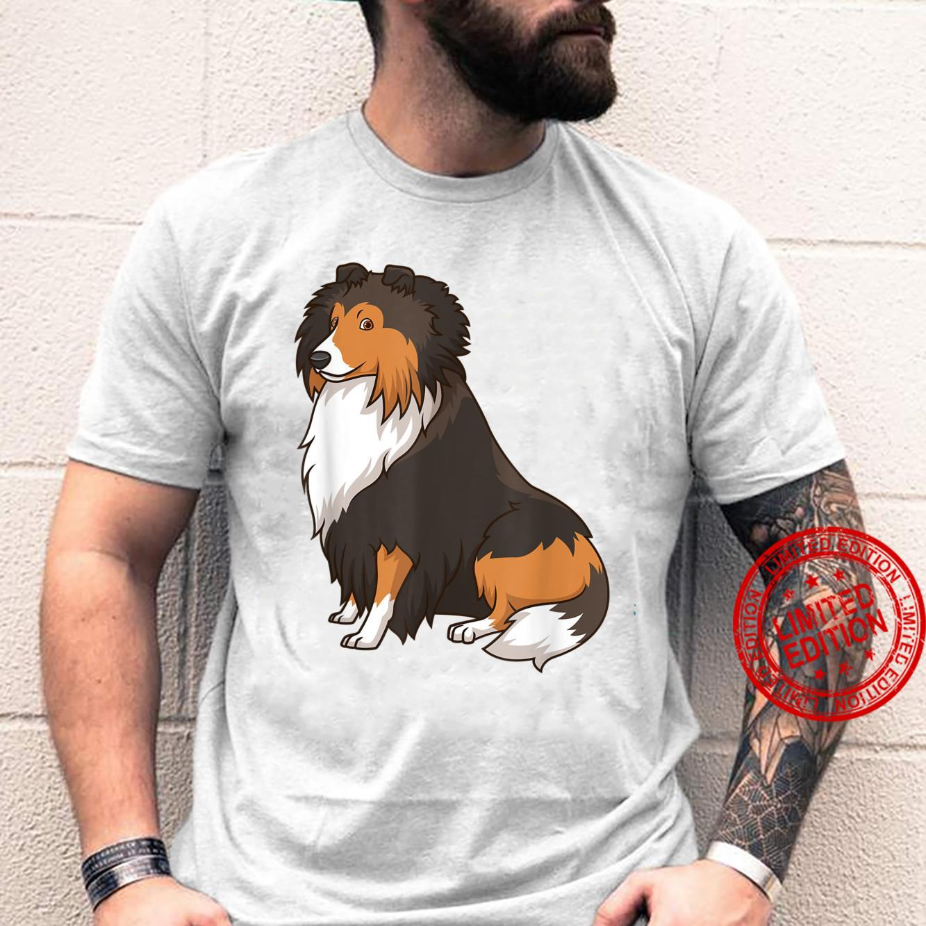Shetland Sheepdog Dogs Obedient Shetland Sheepdog Cute Shirt