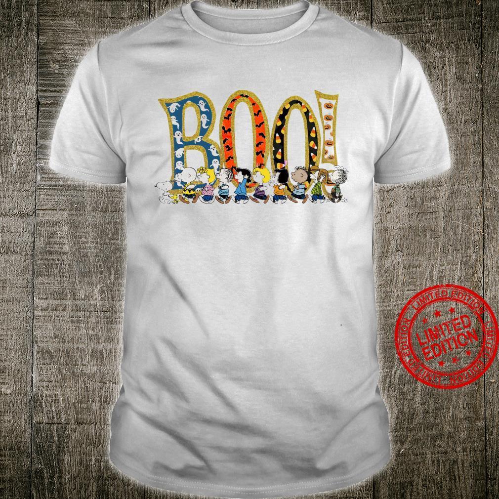 The Peanuts Boo Shirt