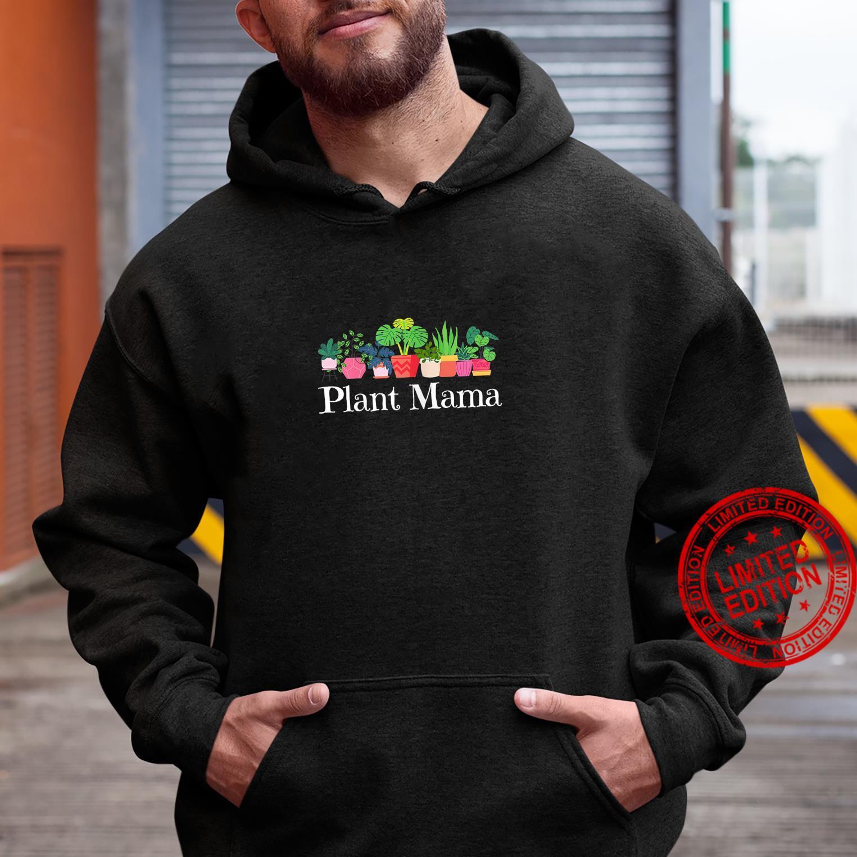 Womens Plant Mama House Plant Hobbyist Boho Bohemian Mom Spring Shirt hoodie