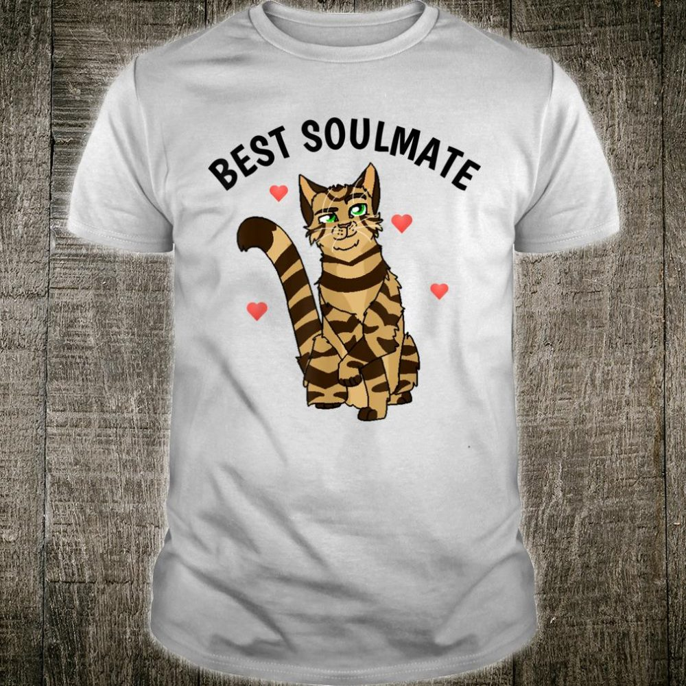 Best Soulmate Toyger Cat Best Friend Shirt