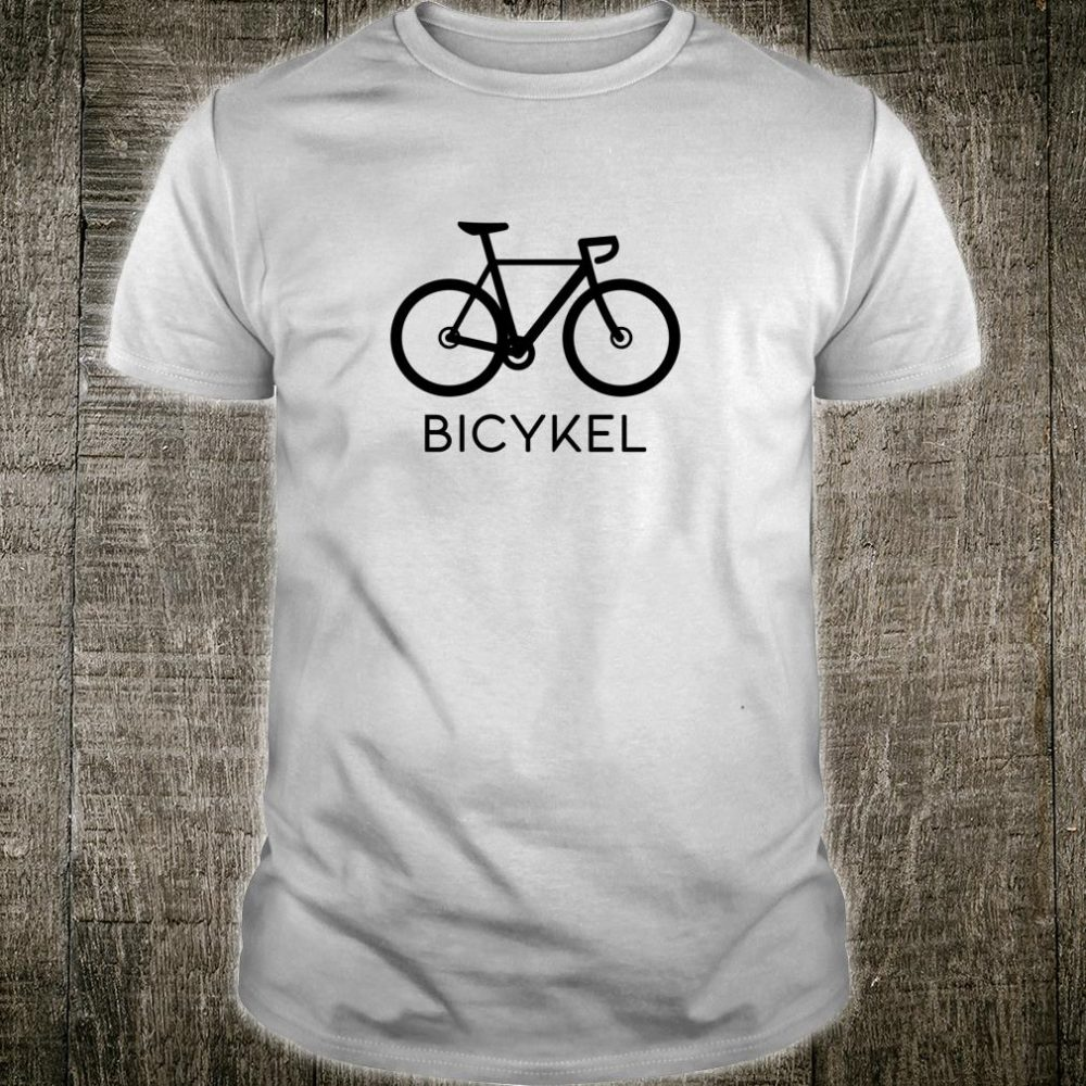 Bicykel Bicycle Shirt