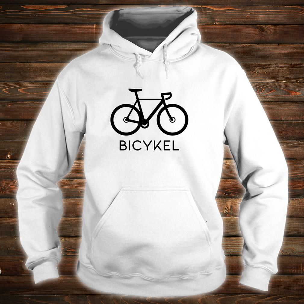 Bicykel Bicycle Shirt hoodie
