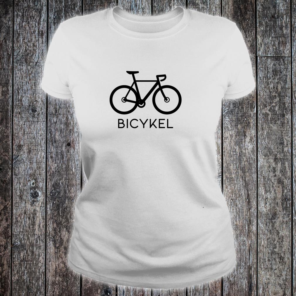 Bicykel Bicycle Shirt ladies tee