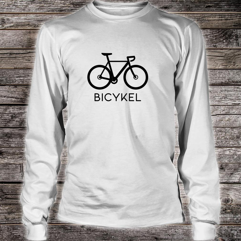 Bicykel Bicycle Shirt Long sleeved