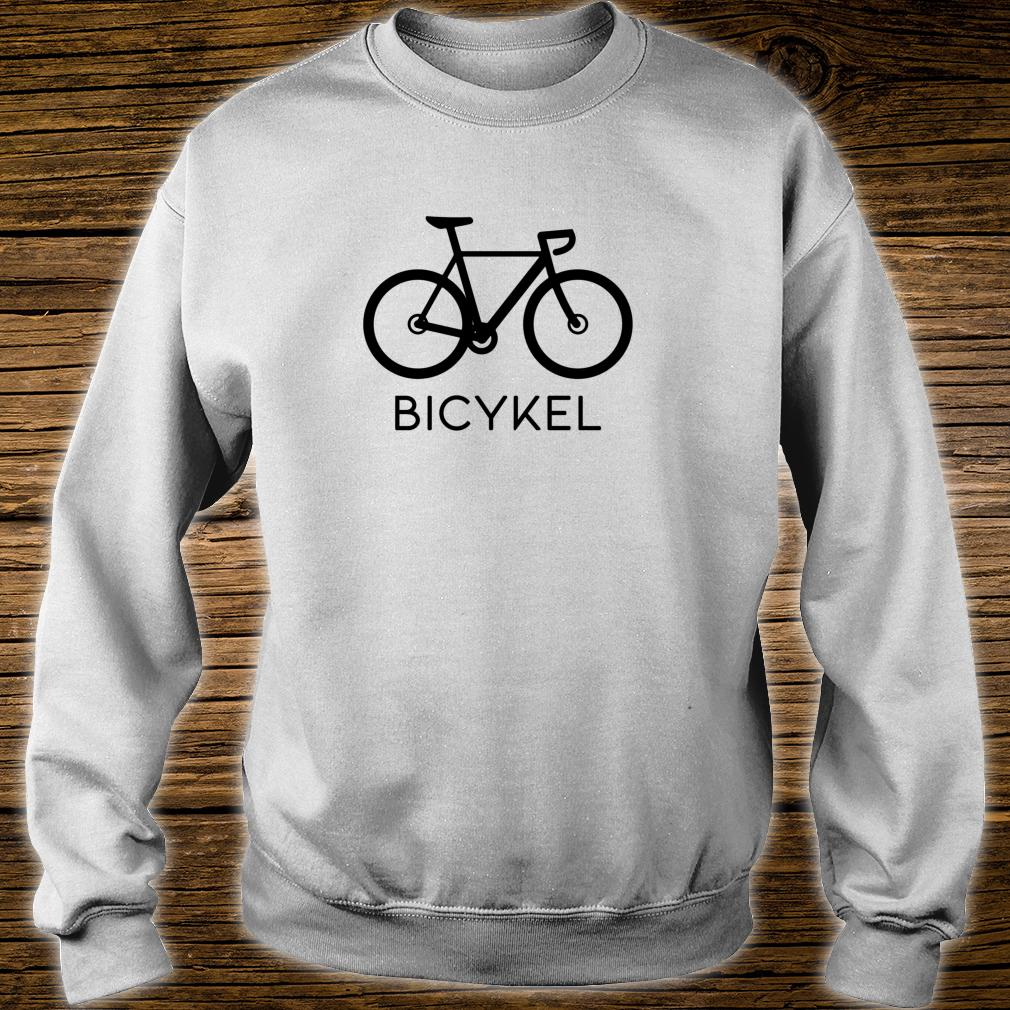 Bicykel Bicycle Shirt sweater