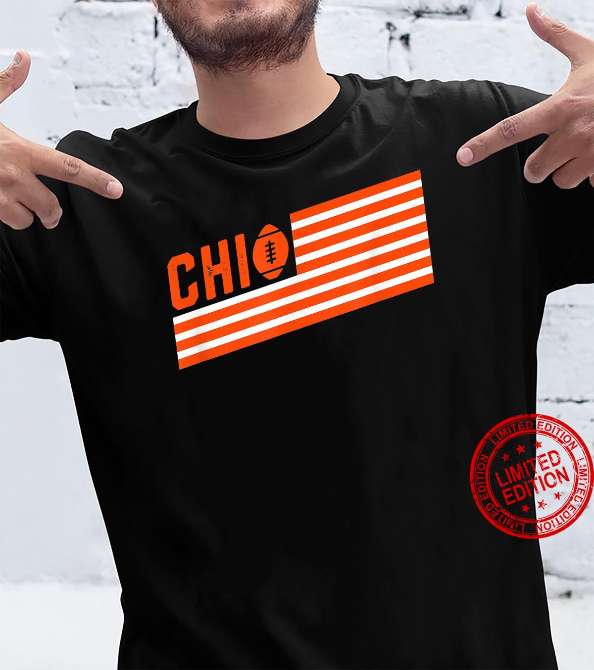 Chicago Football Is American Shirt