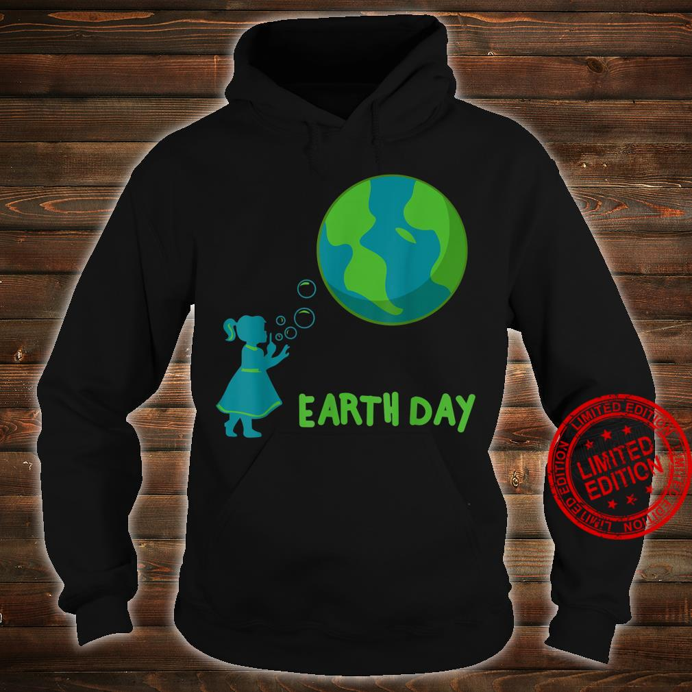Earth Day Cute Girls' Mother Earth Costume Shirt hoodie