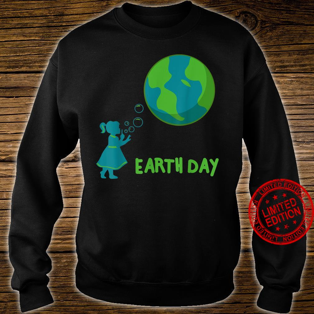 Earth Day Cute Girls' Mother Earth Costume Shirt sweater
