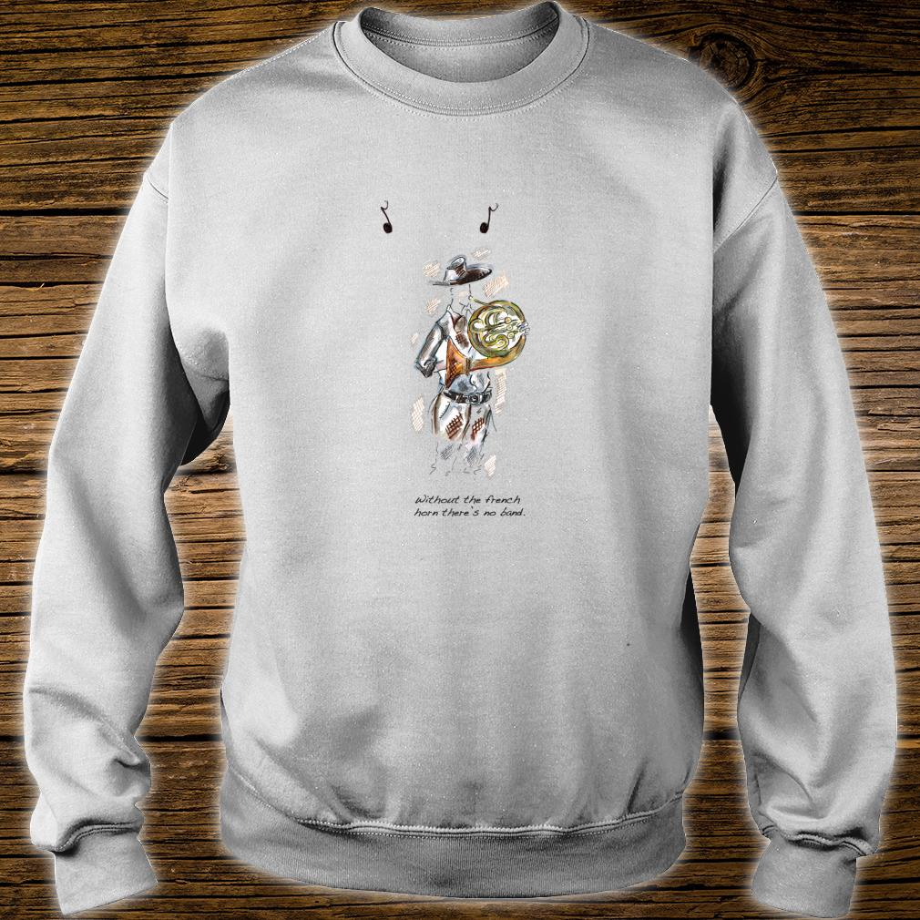 French Horn Shirt sweater