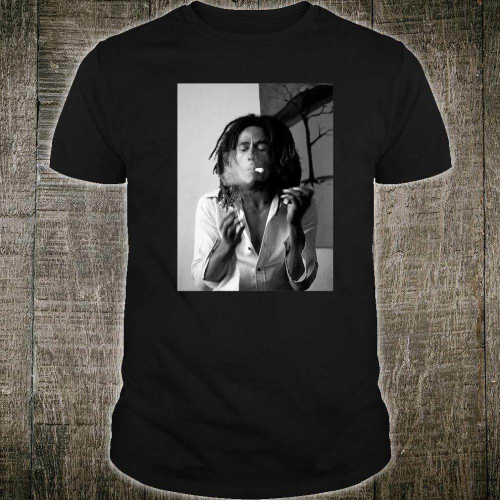 Funny Bob Marley Love Music Legends Live Forever Shirt