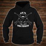 Gun Drummer Origins Promo Shirt hoodie