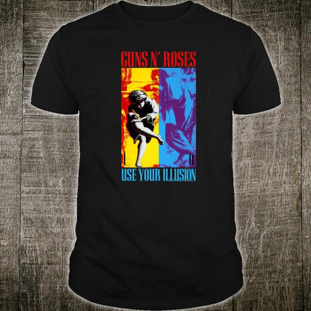 Guns N' Roses Illusions Tour Shirt