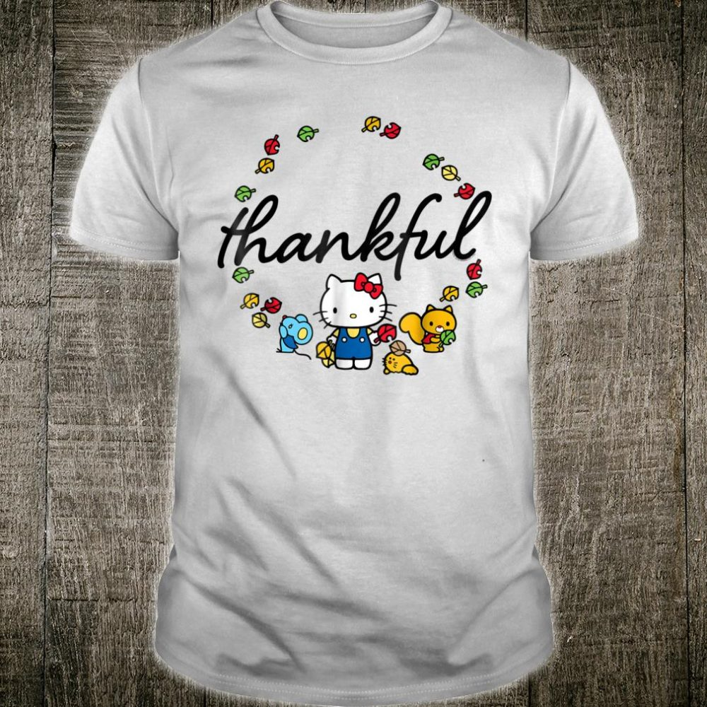 Hello Kitty Thanksgiving Shirt