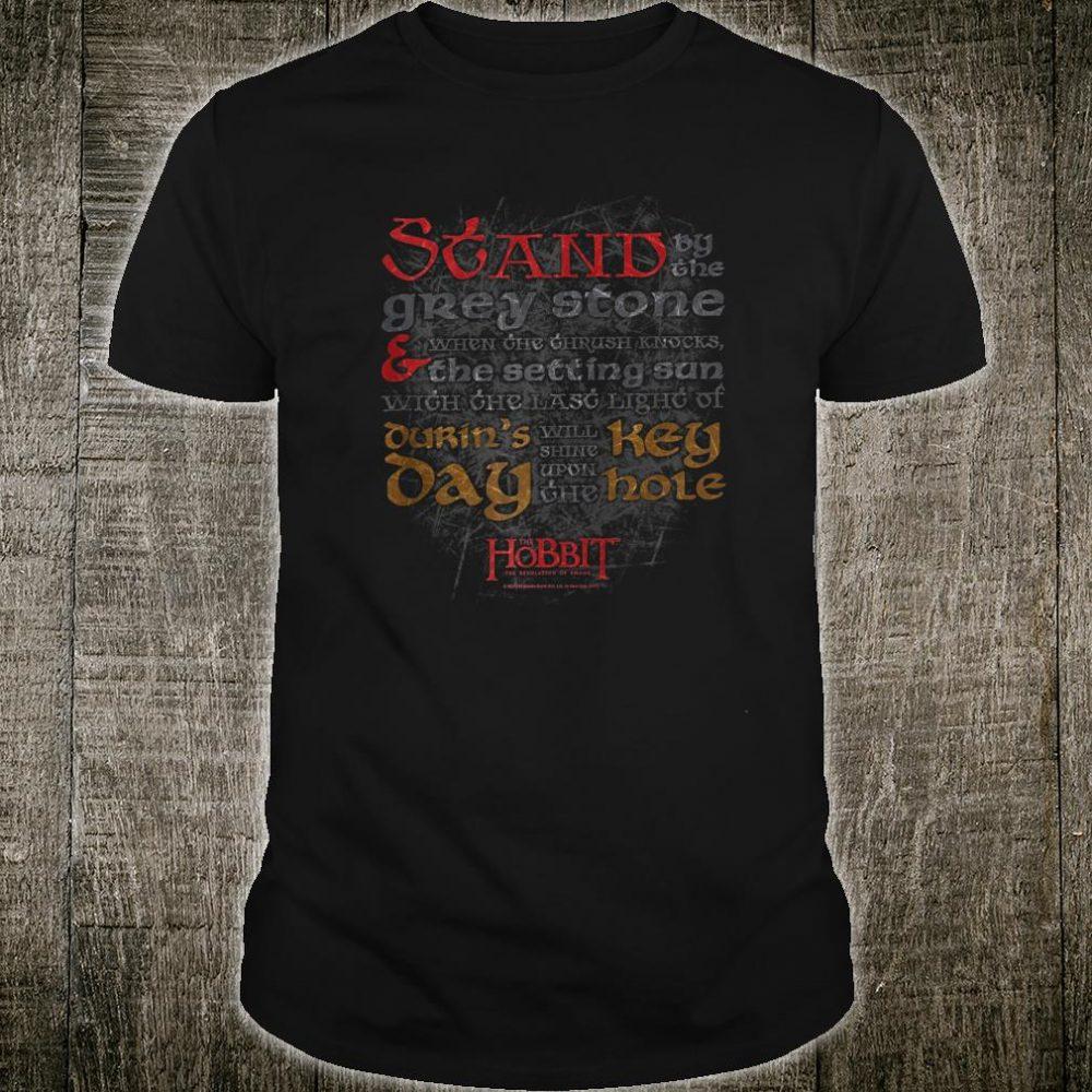 Hobbit Keyhole Shirt