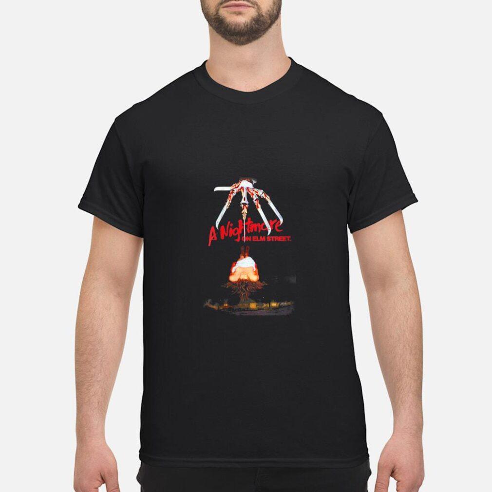 Nightmare on Elm Street Alternate Poster Shirt