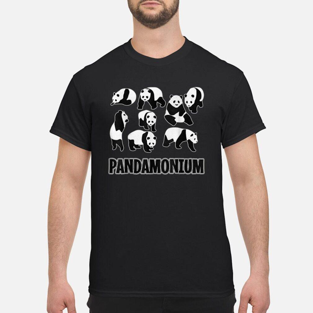 PANDAMONIUM Pandas Pun Gift