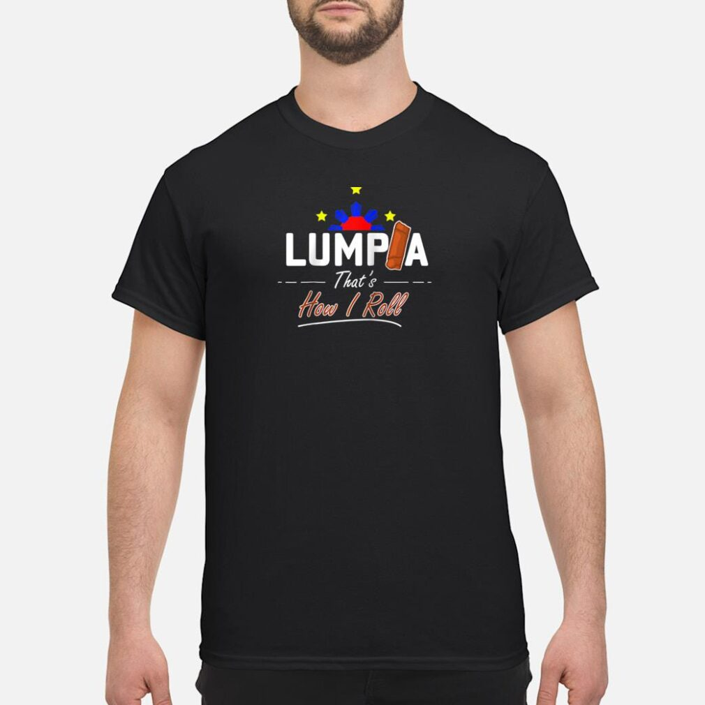 Philippines Cooking Snack Lumpia Shirt