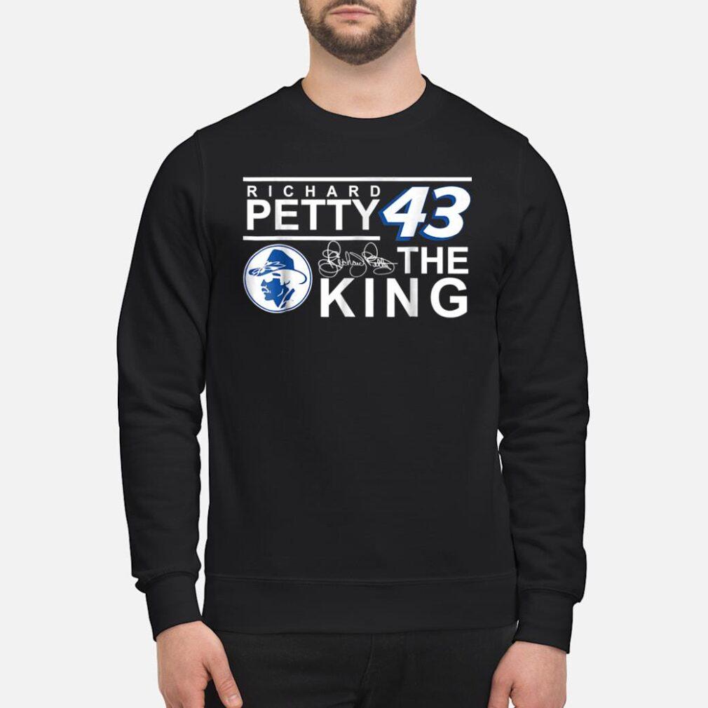 Richard Petty Block Profile Shirt sweater