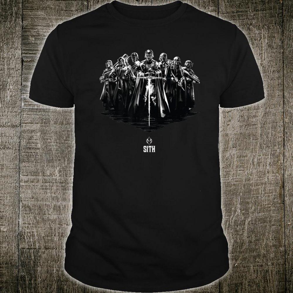 Star Wars The Rise of Skywalker Kylo Ren Warriors Shirt