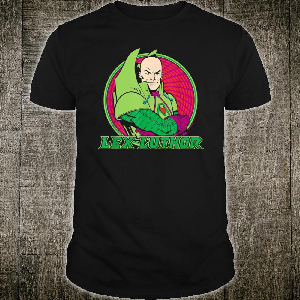 Superman Lex Luthor Shirt