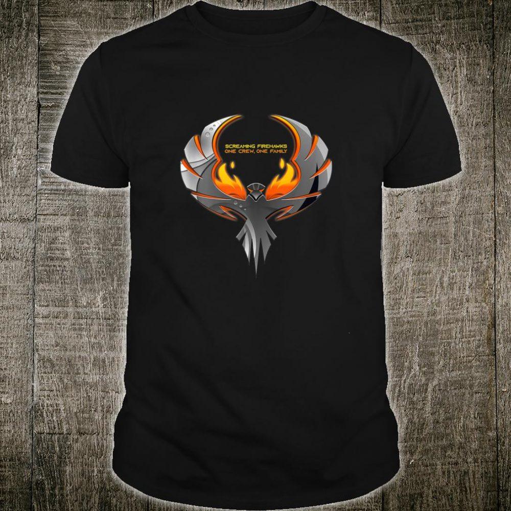 The Expanse Screaming Firehawks Shirt