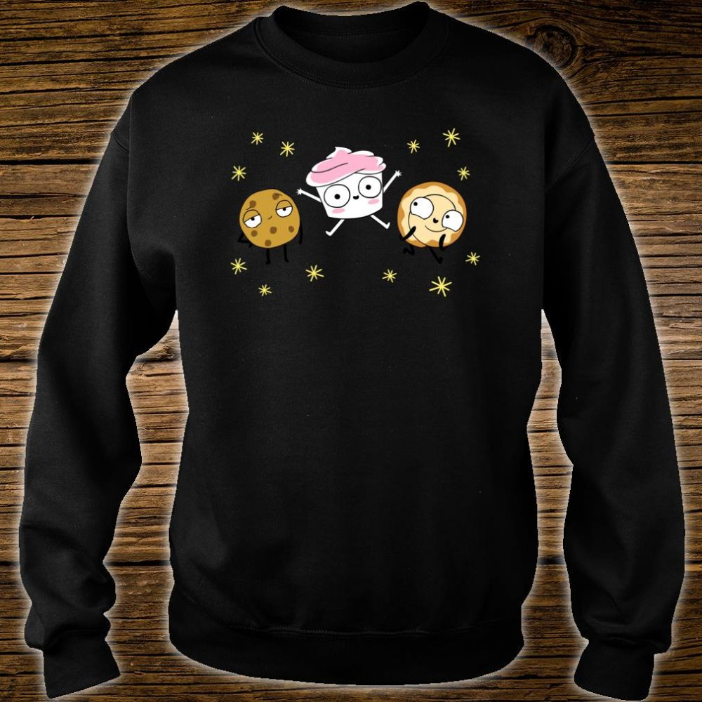 The Good Advice Cupcake & Friends Shirt sweater