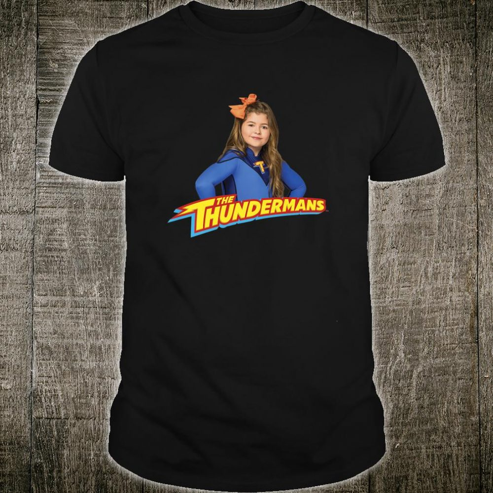 The Thunder Billy Thunderman Bust Shirt