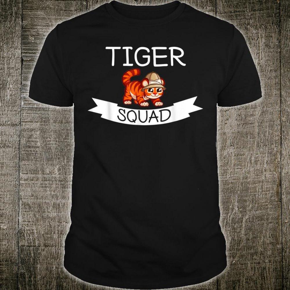 Tiger Tiger Squad Shirt