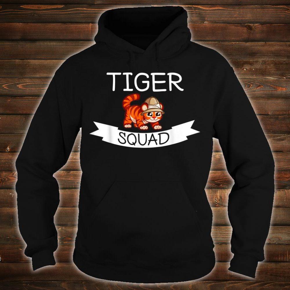 Tiger Tiger Squad Shirt hoodie
