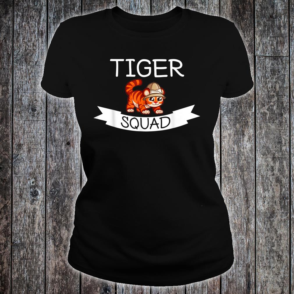Tiger Tiger Squad Shirt ladies tee