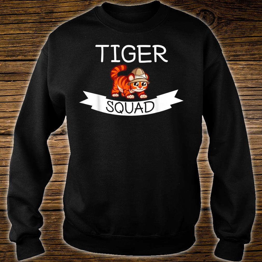 Tiger Tiger Squad Shirt sweater