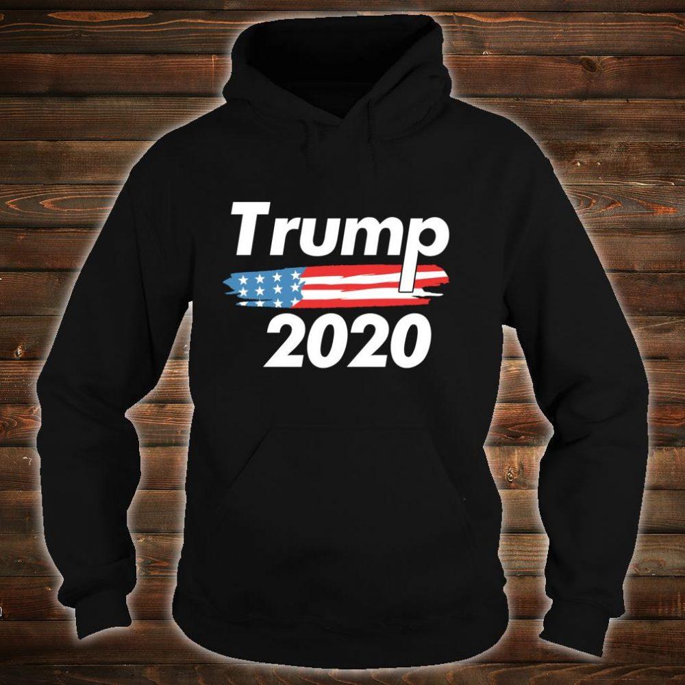 USA Flag President Donald Trump ReElection 2020 Vote Shirt hoodie