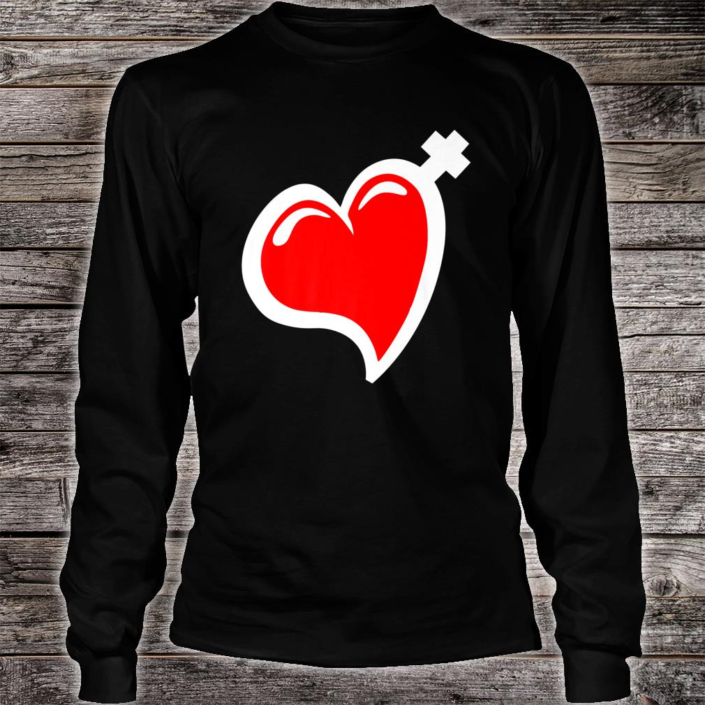 Valentines Day matching family for moms Shirt long sleeved