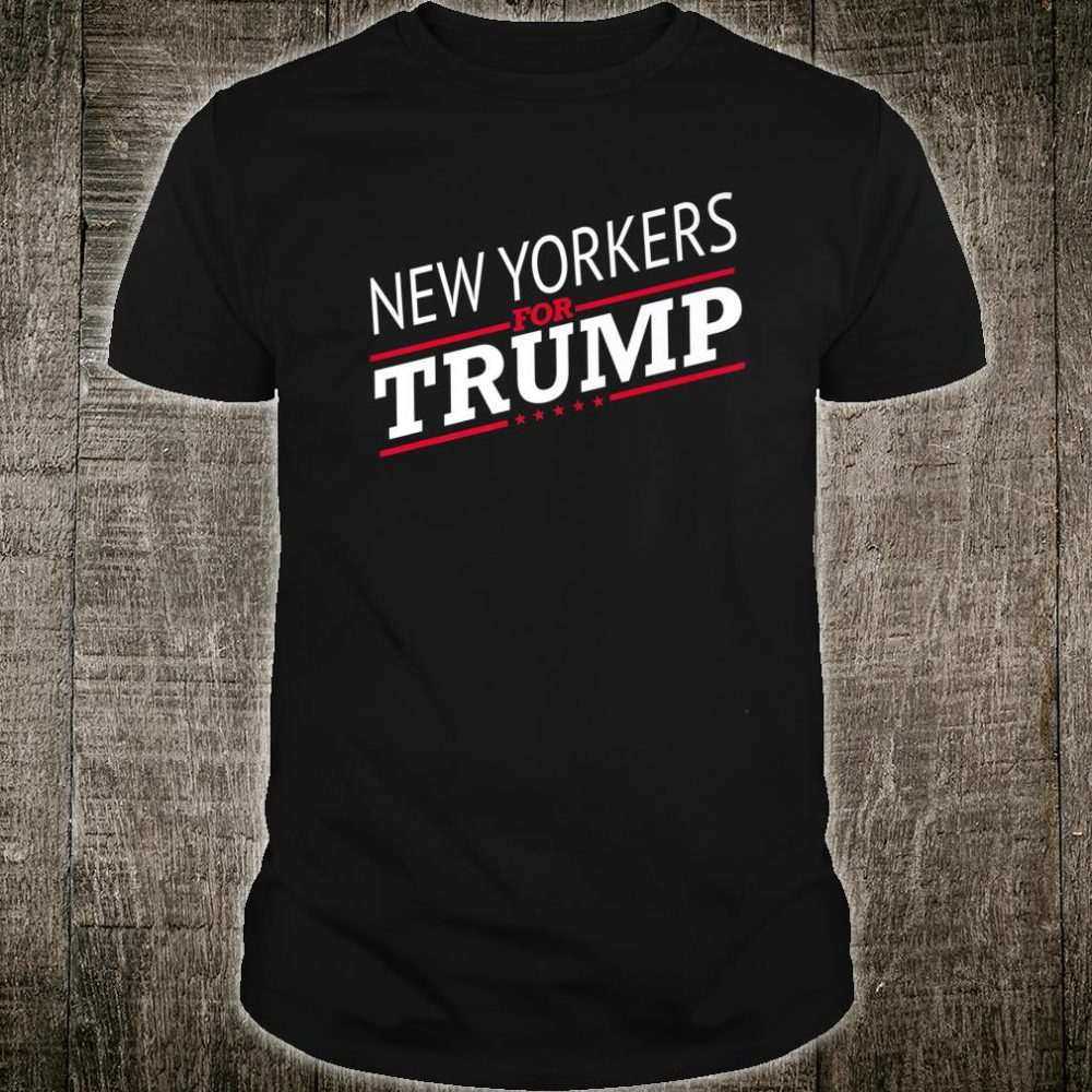 Vermont For Trump 2020 Second President Election Shirt