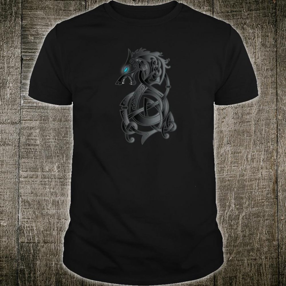 Viking Dragon Norse Mythology Valhalla Nordic Thor Shirt