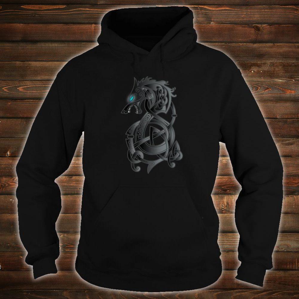 Viking Dragon Norse Mythology Valhalla Nordic Thor Shirt hoodie
